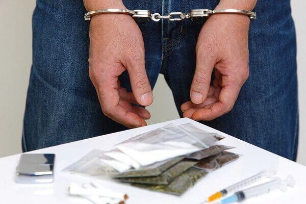 Man arrested for drug trafficking in Santa Fe.